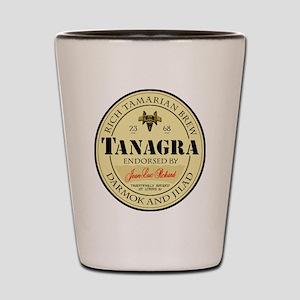 STAR TREK: Tanagra Shot Glass