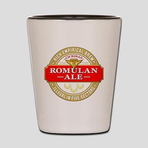 STAR TREK: Romulan Ale Shot Glass