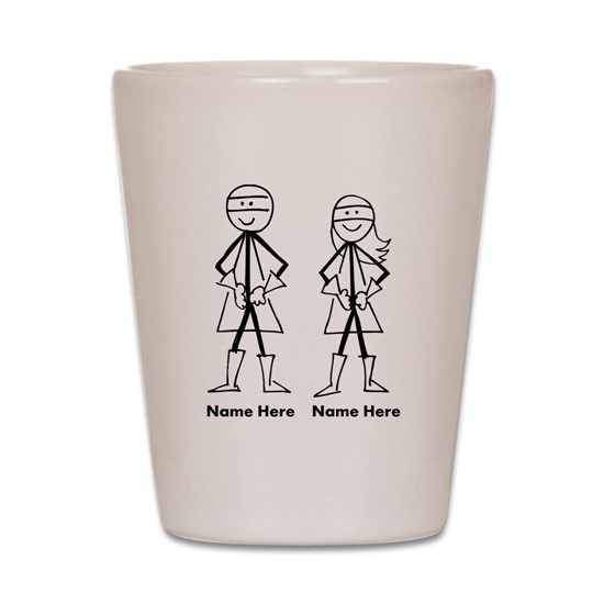 Super Stick Figure Guy and Girl