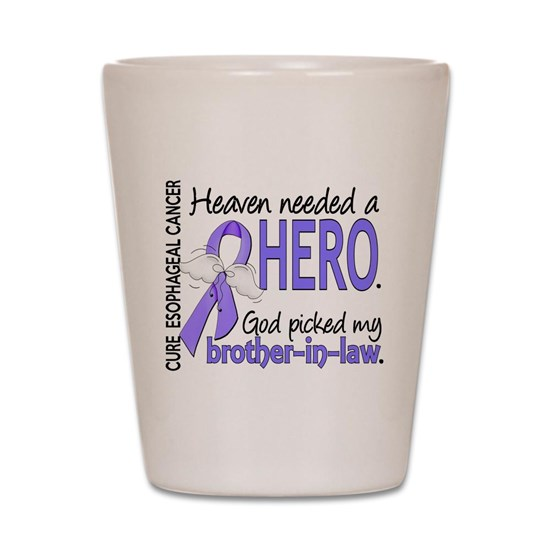 - Esophageal Cancer Heaven Needed a Hero