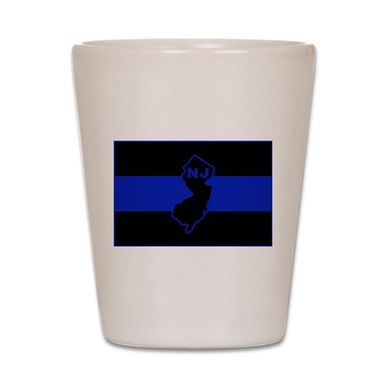 Thin Blue Line - New Jersey