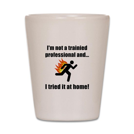 Trained Professional Black SOT
