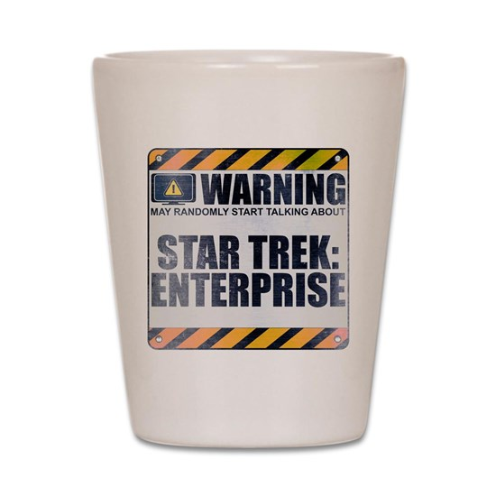 Warning: Star Trek: Enterprise
