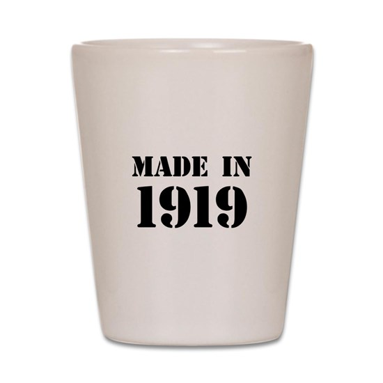Made in 1919