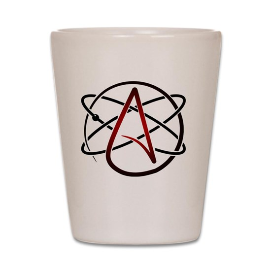 Modern Atheist Atomic Color