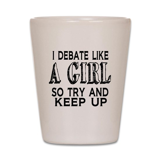 Debate Like a Girl