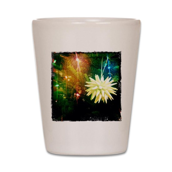 Diy Polish Star Ornament: Handmade Polish Paper Star Ornament Shot Glass By