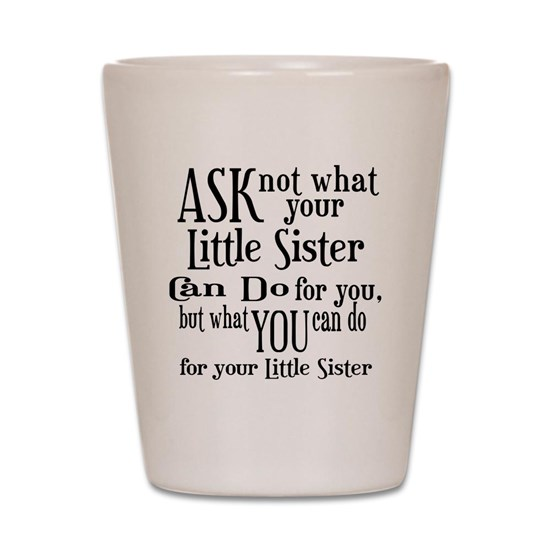 ask not little sister
