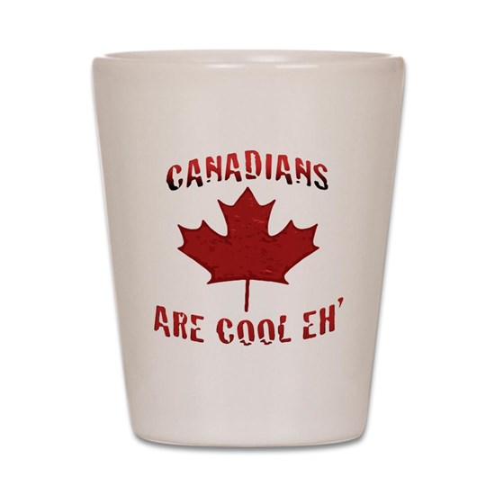 Canadians Are Cool Eh Canadian
