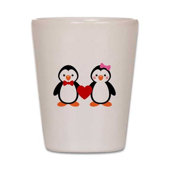 Cute Penguin Couple