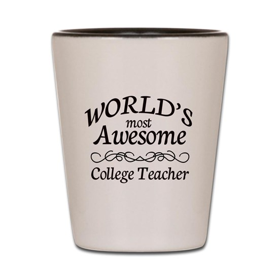 Most Awesome teacher college