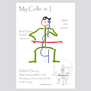 I am balanced, Cello for Cellists
