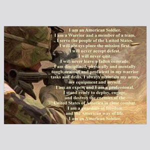 Warrior, Soldier's Creed
