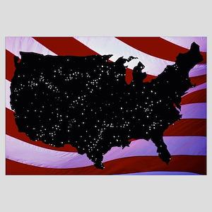 Composite American Flag
