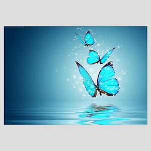 Magic Butterflies Wall Art