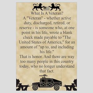 What is a Veteran Wall Art