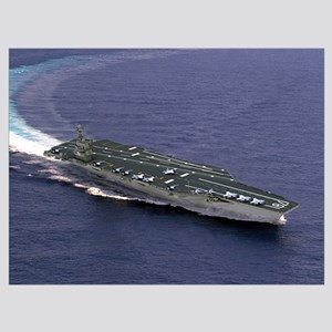 Artist's concept of CVN21 one of a new class of ai