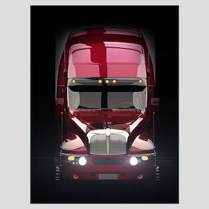 Heavy Truck Wall Art