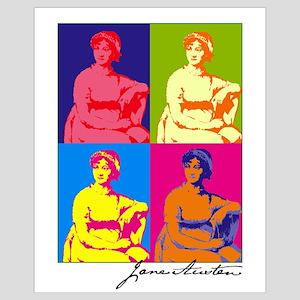 Jane Austen Pop Art