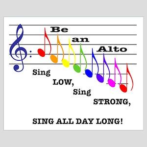 Be an Alto