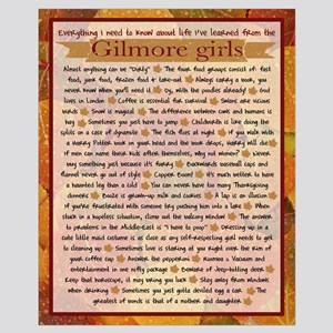 Gilmore Girls Life Lessons