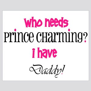 Daddy's my Prince (pink)