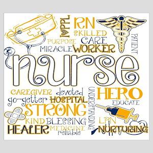 Nurse Wall Art Cafepress
