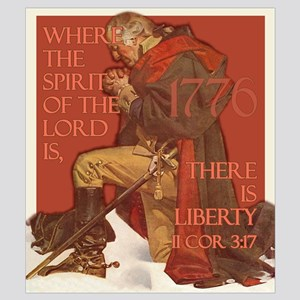 Washington- Liberty and the S