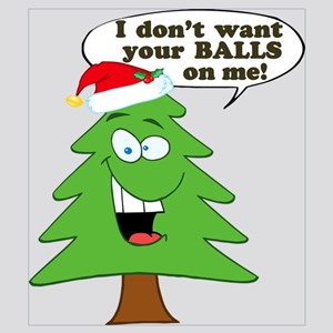 Christmas Tree Harassment