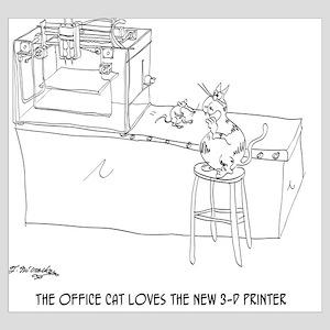 Cat Cartoon 9261