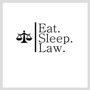 Eat. Sleep. Law. (Scales)