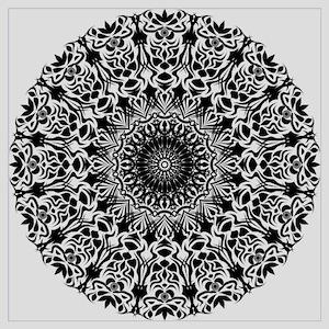 6e06c530 Henna Wall Art - CafePress