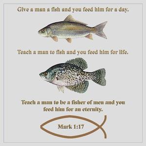 Gone Fishing Christian Style
