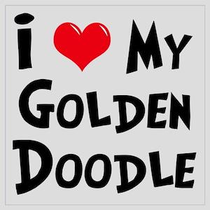 I Love My Golden Doodle