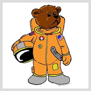 Buzz the Astronaut Bear