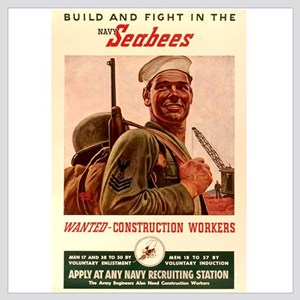 World War 2 Seabees