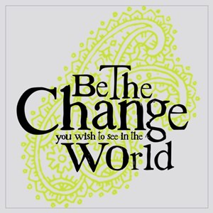 Paisley Green - Be the change