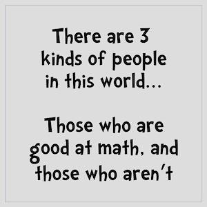 Math People Wall Art