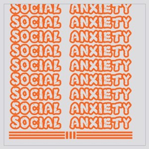 Have anxiety? Worrying too much? A tense Wall Art