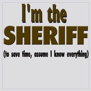 I'm the Sheriff
