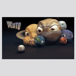 """""""Poor Pluto"""" (small)"""