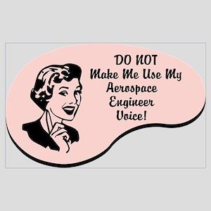 Aerospace Engineer Voice