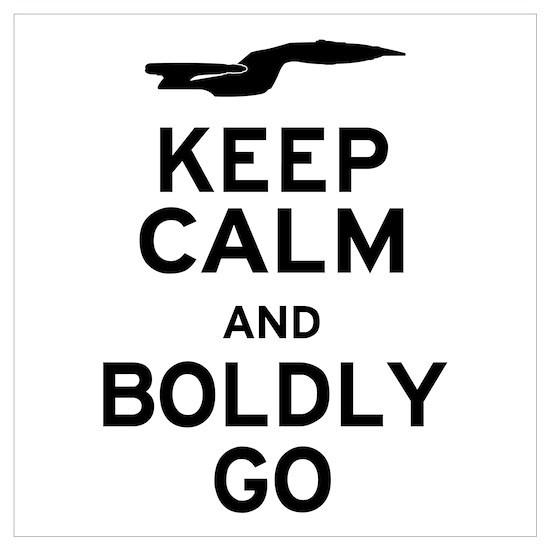 keep calm light