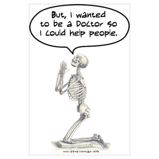adf34d82a ... Med Student Skeleton Prayer. Skeleton_-_prayer_doctor2