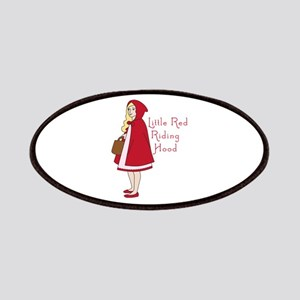Red Riding Hood Patches