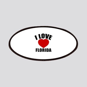I Love Florida Patch