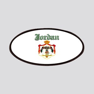 Jordan Coat Of Arms Patches