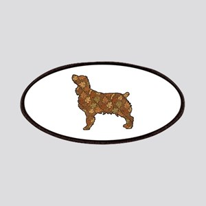 Brown Dog Fall Patch