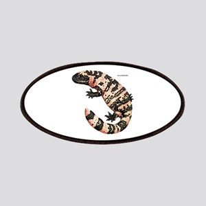 Gila Monster Lizard Patches
