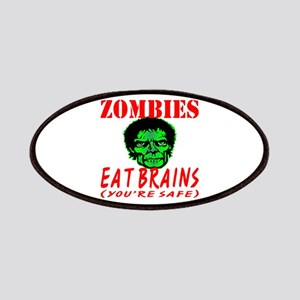 Zombies Eat Brains Patches